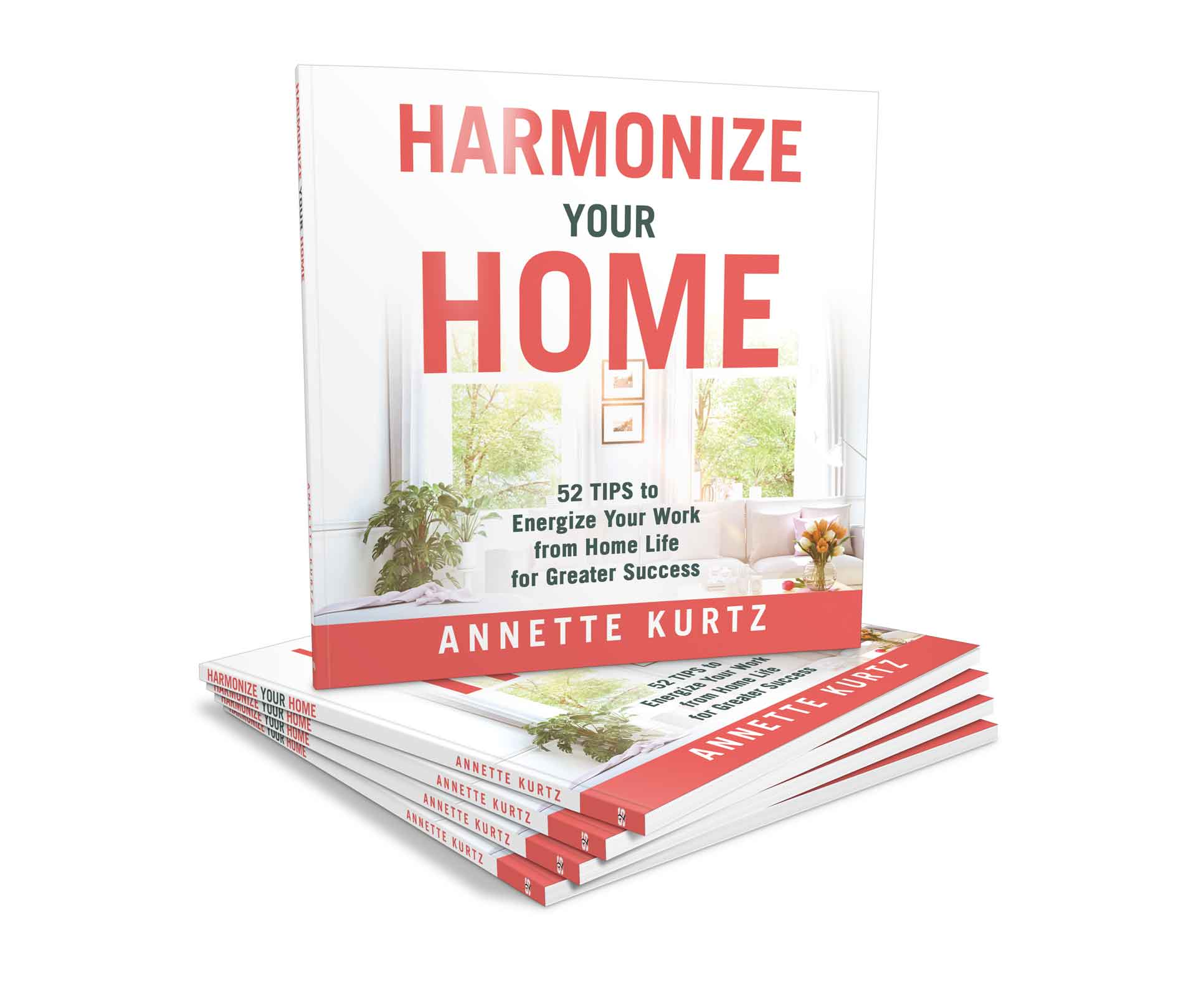 """Book """"Harmonize Your home"""" for your work from home success"""