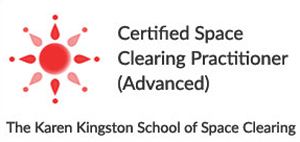 Annette's Space Clearing Certification by Karen Kingston